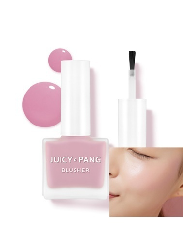 Missha A'Pıeu Juicy-Pang Water Blusher (Vl03) Mor